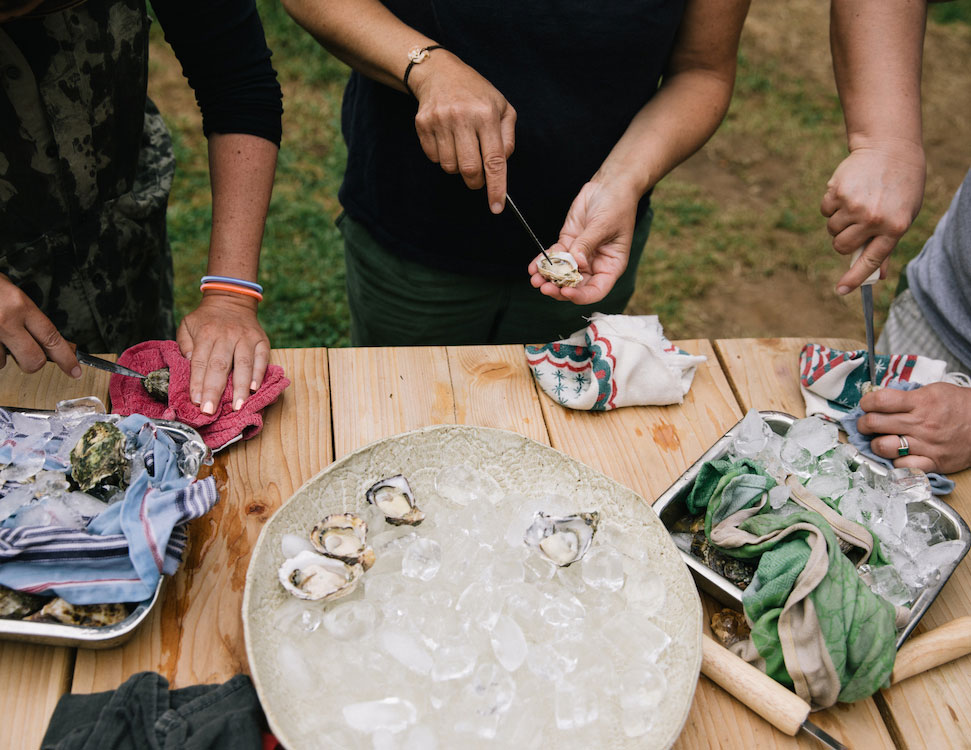Camp Lummi, an immersive 2-night campout on Lummi Island