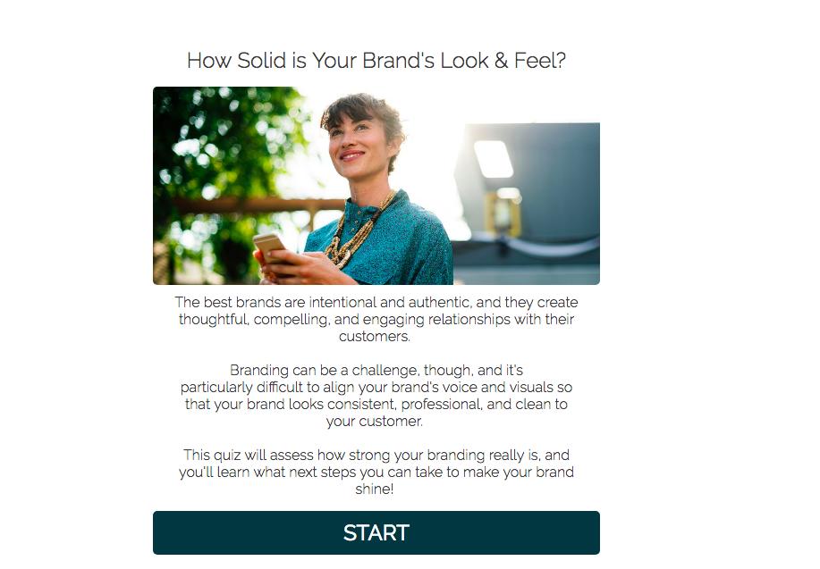 branding quiz