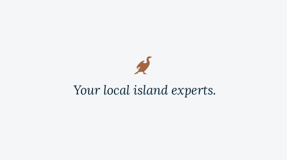 Lummi Island Realty Tagline