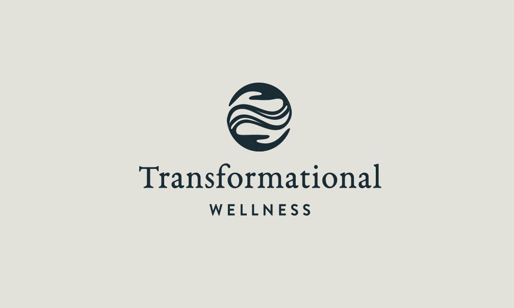 Transformational Wellness Logo Design