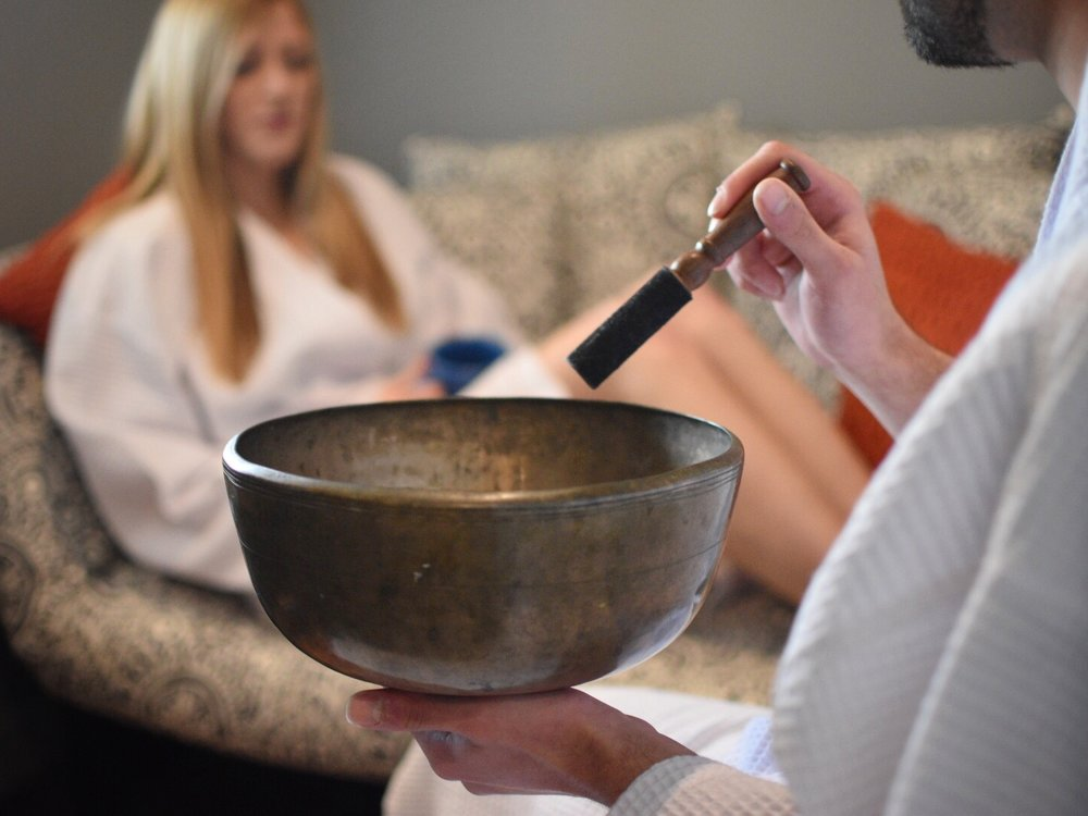 Sound baths, yoga & Zenfulwellness events -