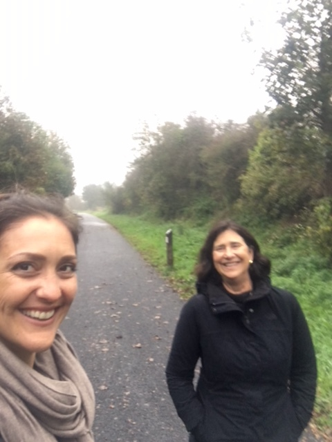 A beautiful afternoon on the Waterford Greenway