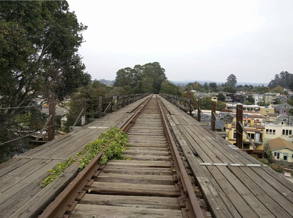 Capitola Trestle — Site Photo