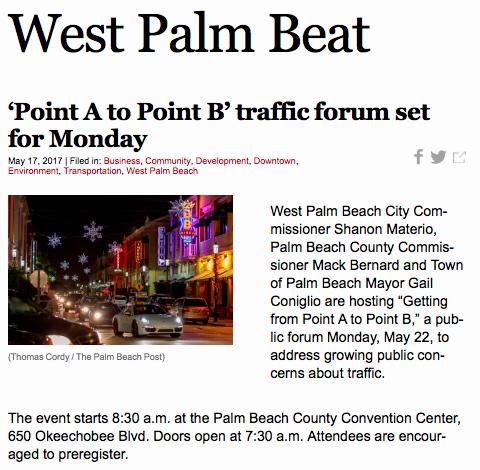 Palm Beach Post -5.17.17