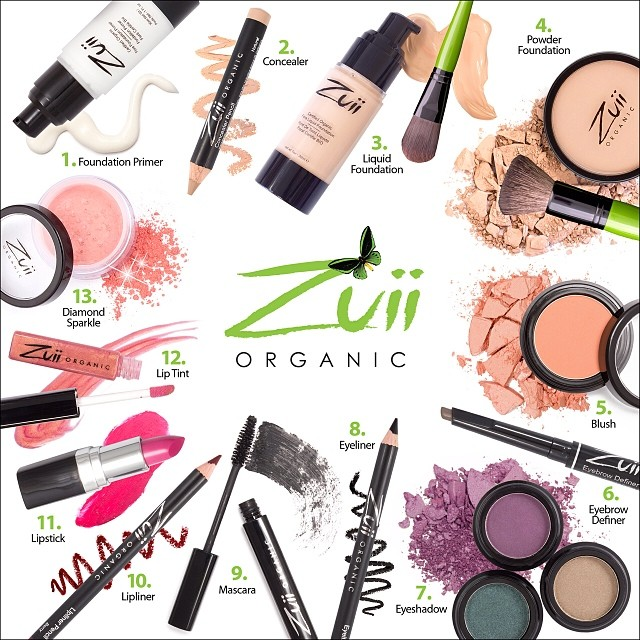 Make-Up Application - Approximately 45-60 minutes - $30makeup application for any occasion using all organic products made from flowers and essential oils.I provide a more natural finish, specializing in graceful Ageing. 10% off Zuii Products with your pre-Scheduled Make-Up Application Appointment.