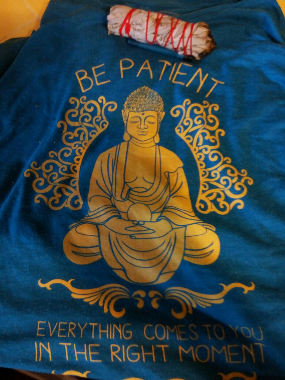 Be patient .....