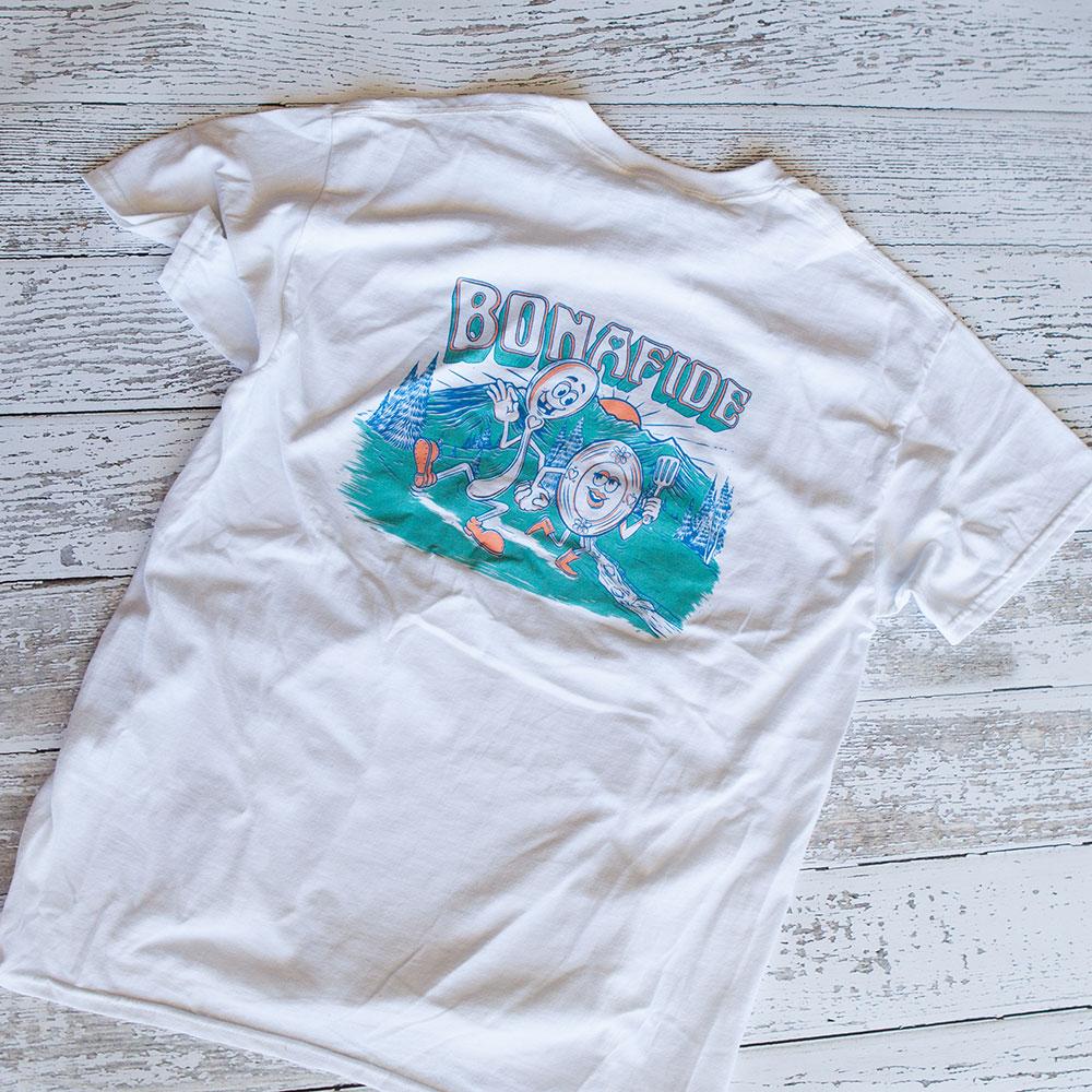 Dish Spoon T Shirt Bonafide Foods Llc
