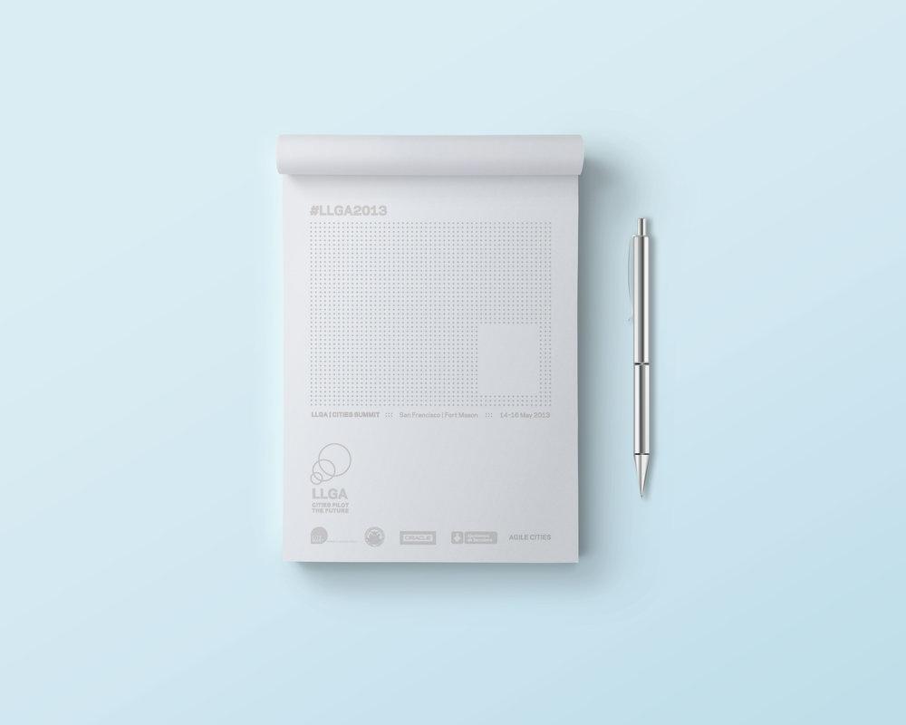 LLGA Notepad