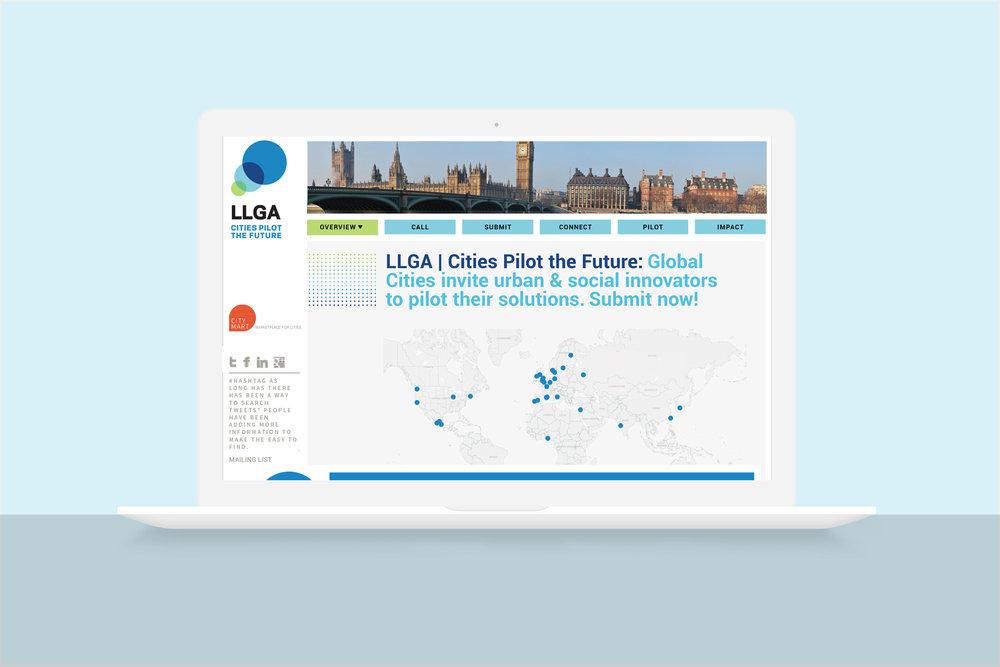 LLGA Website 2014