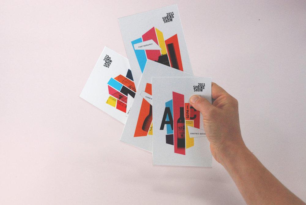 Art Show Cards