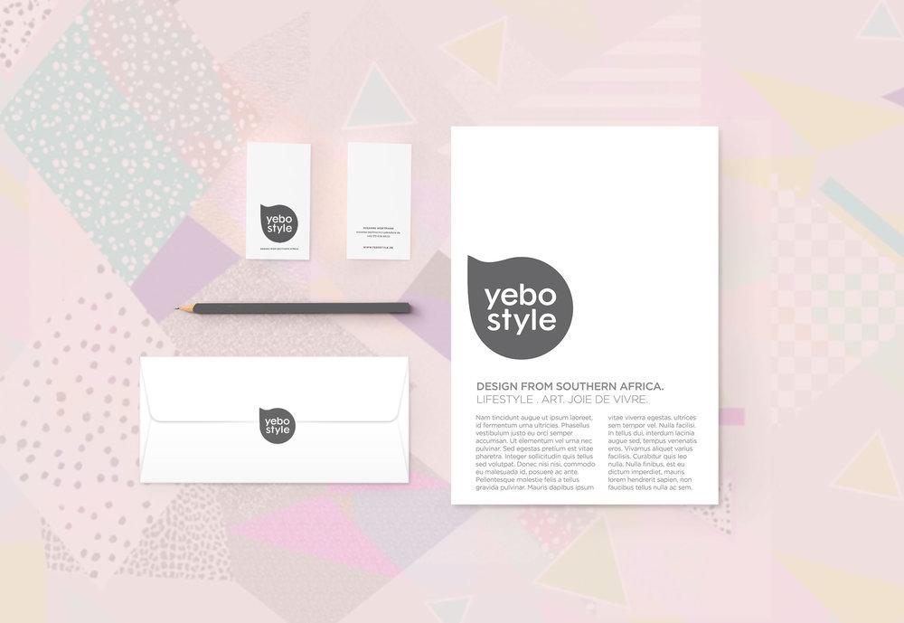 Yebo Style Identity System
