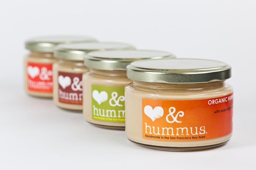 Copy of Hummus and Love Jars