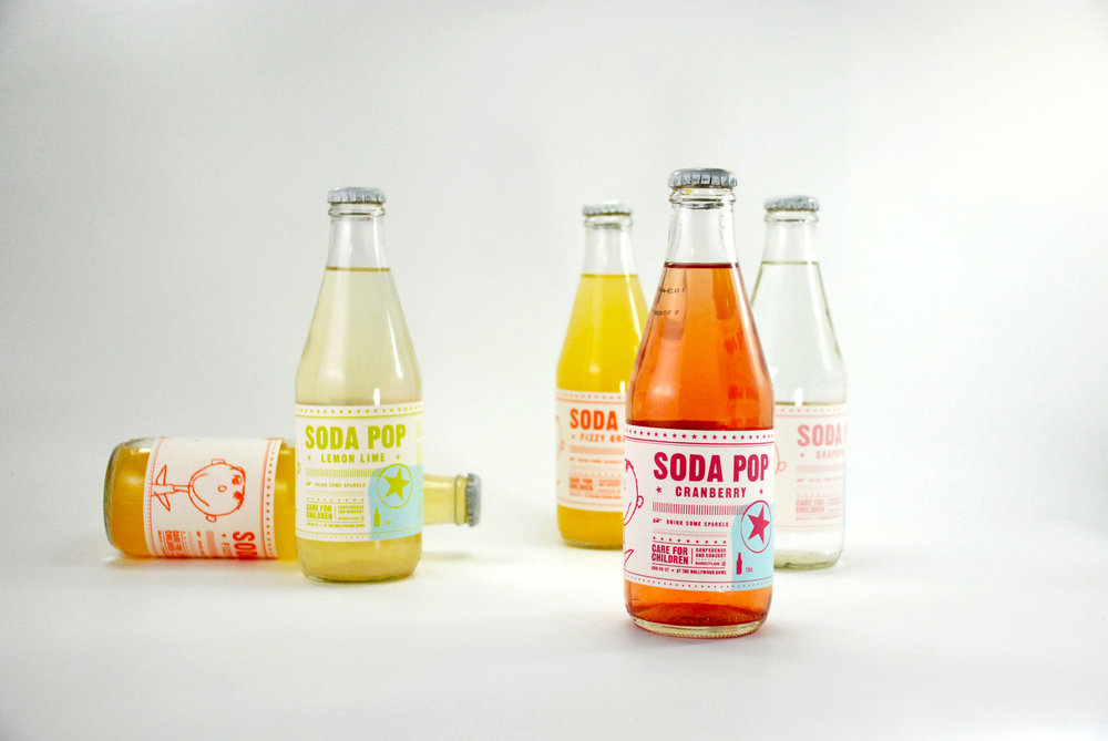 Copy of Soda Bottles for Children's Campaign