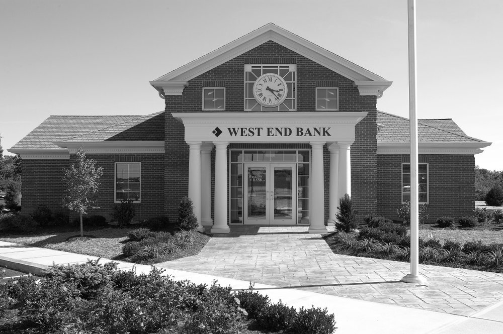 WEST END BANK   A community bank for more than 112 years, West End Bank is committed to helping provide the financial needs of the citizens of Wayne and Union counties.    Providing Endless Possibilities.