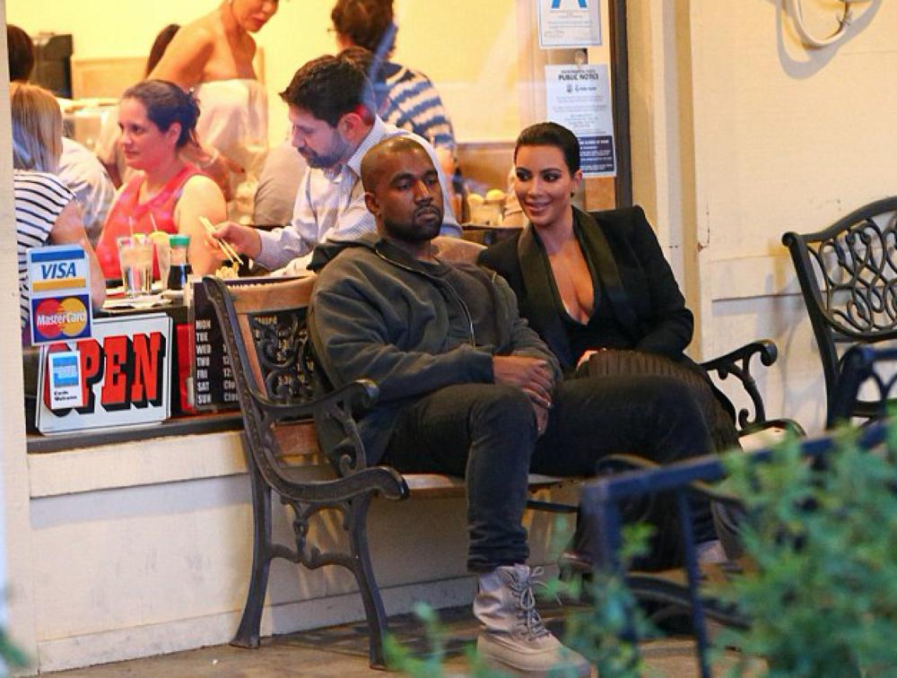 Kanye x Kim x Shib