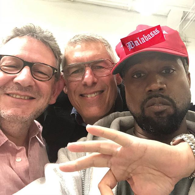We like this picture better... 🅱️👌🏻 . . . . . . . #balabasas #calabasas #kanyewest #kimkardashian #kimye #kimkardashianwest #yeezyseason #yeezy #kendalljenner #kyliejenner #kardashian #hiphop #rapper #rap #streetwear #adidas #supreme #bape #ovo #drake #hiddenhills #youtube #universalmusic #adidasoriginals #yeezyboost #offwhite #yeezus