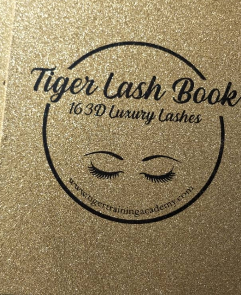 Ireland's First ever lash book -