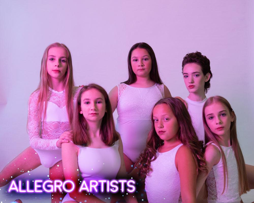 Underground Allegro Artists, Batavia Dance