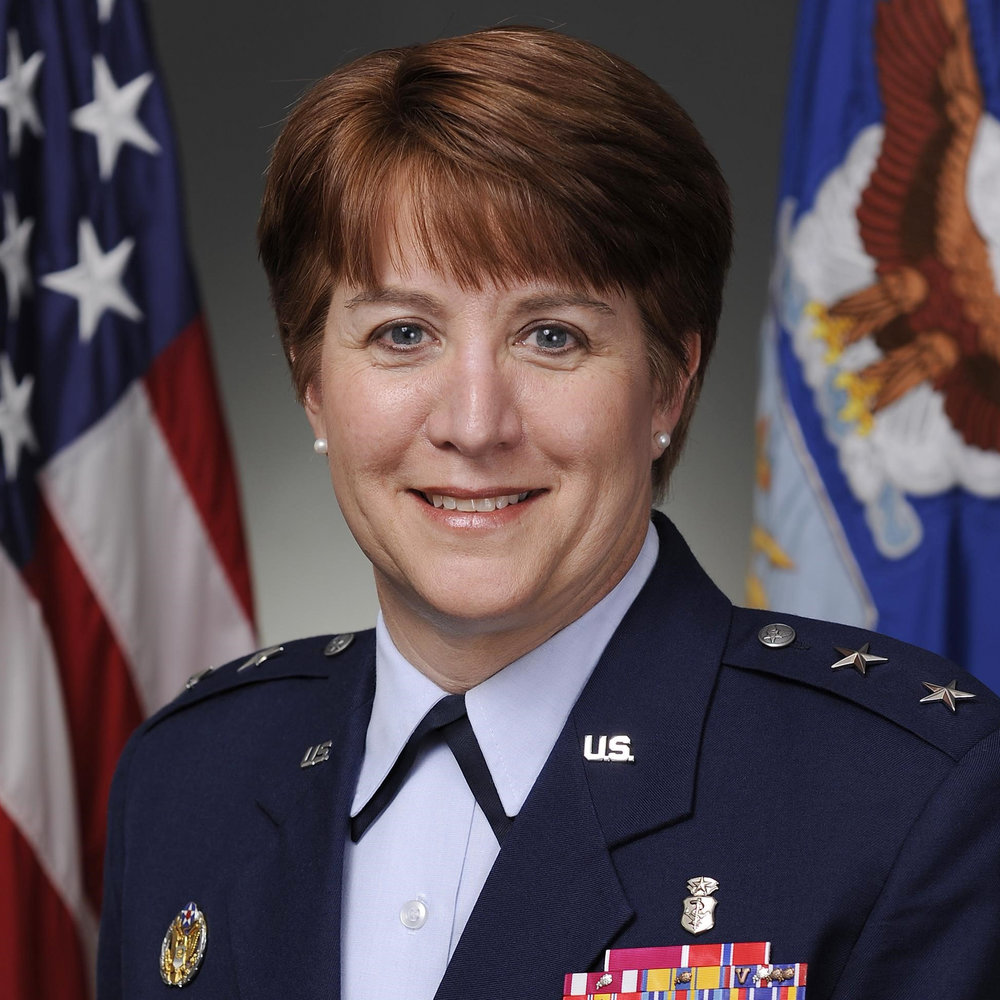 Major General Dorothy A. Hogg - Deputy Surgeon GeneralChief of the Air Force Nurse CorpsUnited States Air Force