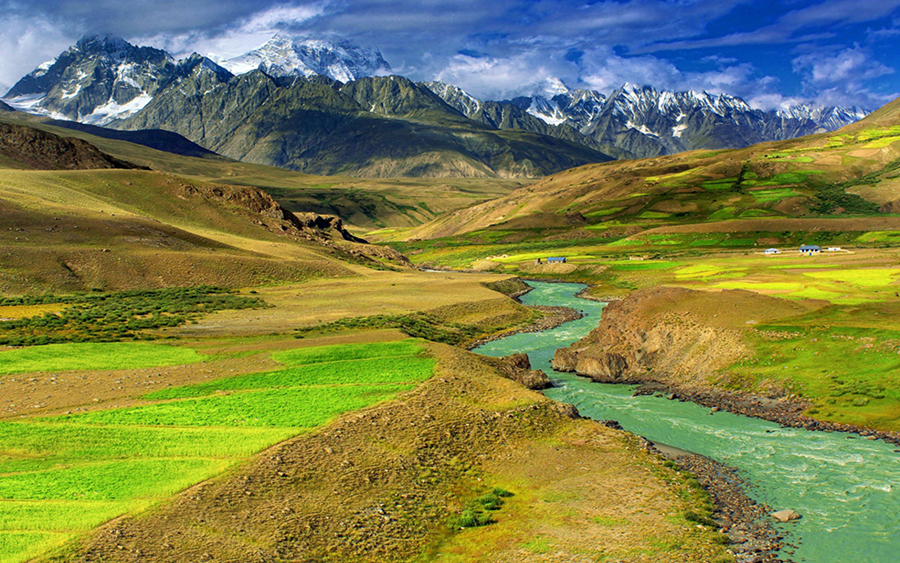 And of course, Mongolia