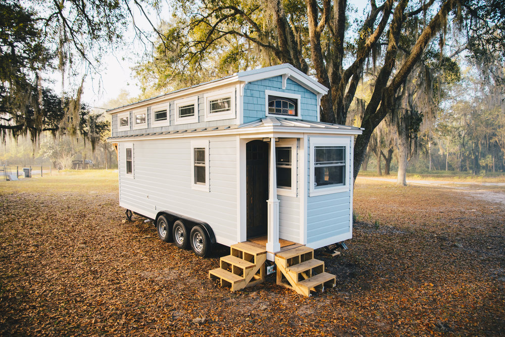 Tiffany The Tiny Home Nature 1