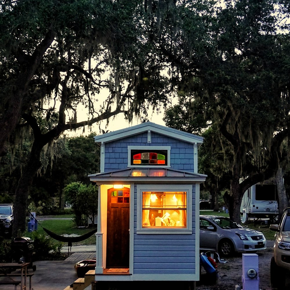 Places to put your tiny home