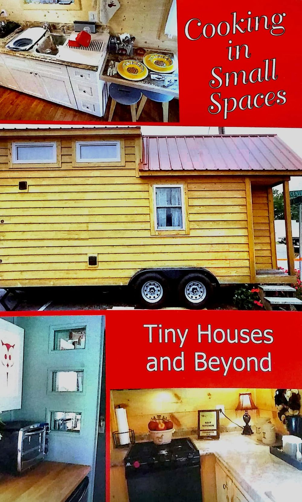 "Leanne Stephens is the author of the award winning blog   Tiny Houses and Beyond  , author of the   tiny  house   cookbook   ""Cooking in   Small   Spaces,"" Webmaster ..."