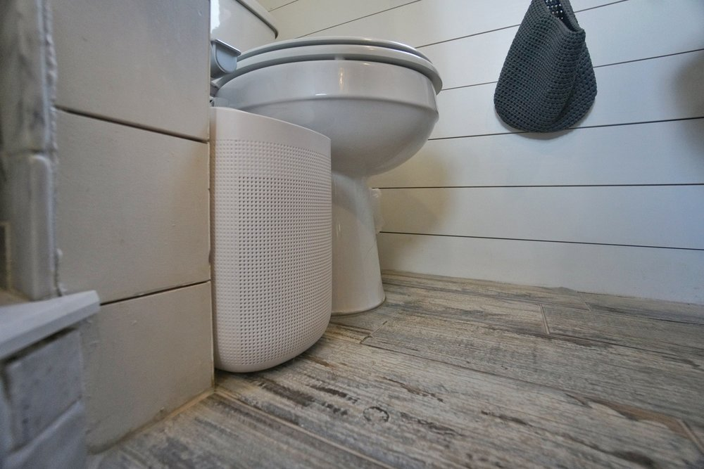 Sorbi Dehumidifier Tenergy Changed Our Tiny House Bathroom Tiffany