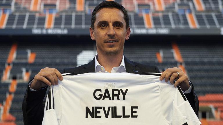 garry neville