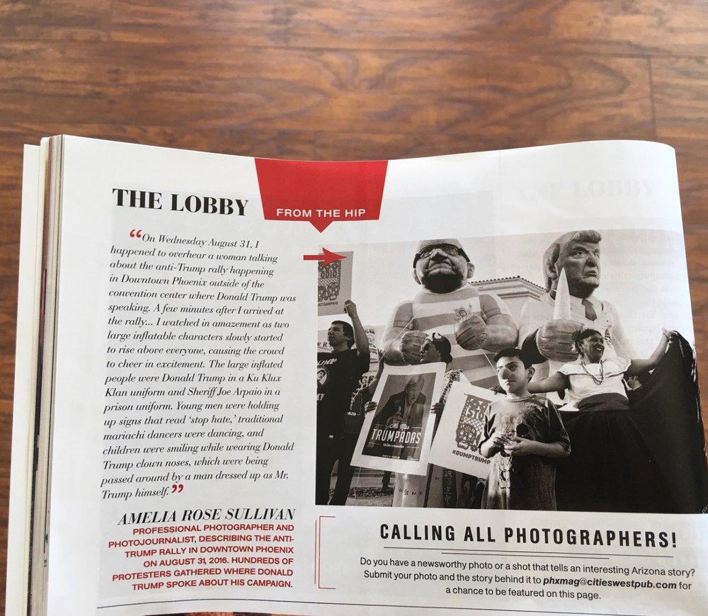 Phoenix Magazine - 2015