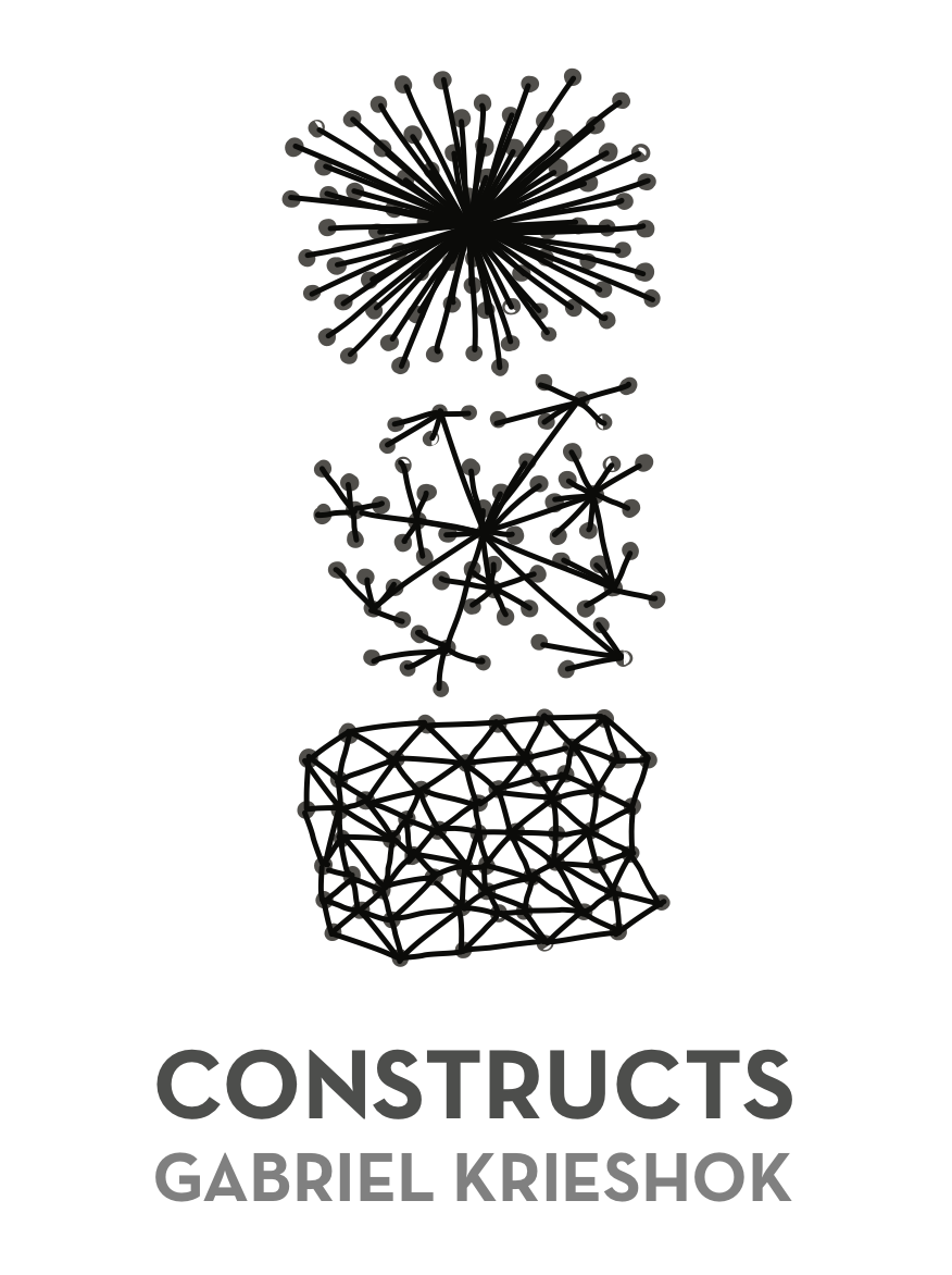 Constructs - A book that is a collection of constructs, concepts, mental models, lifehacks, and random nuggets of wisdom—all told through infographics, simple designs, and aphorisms.