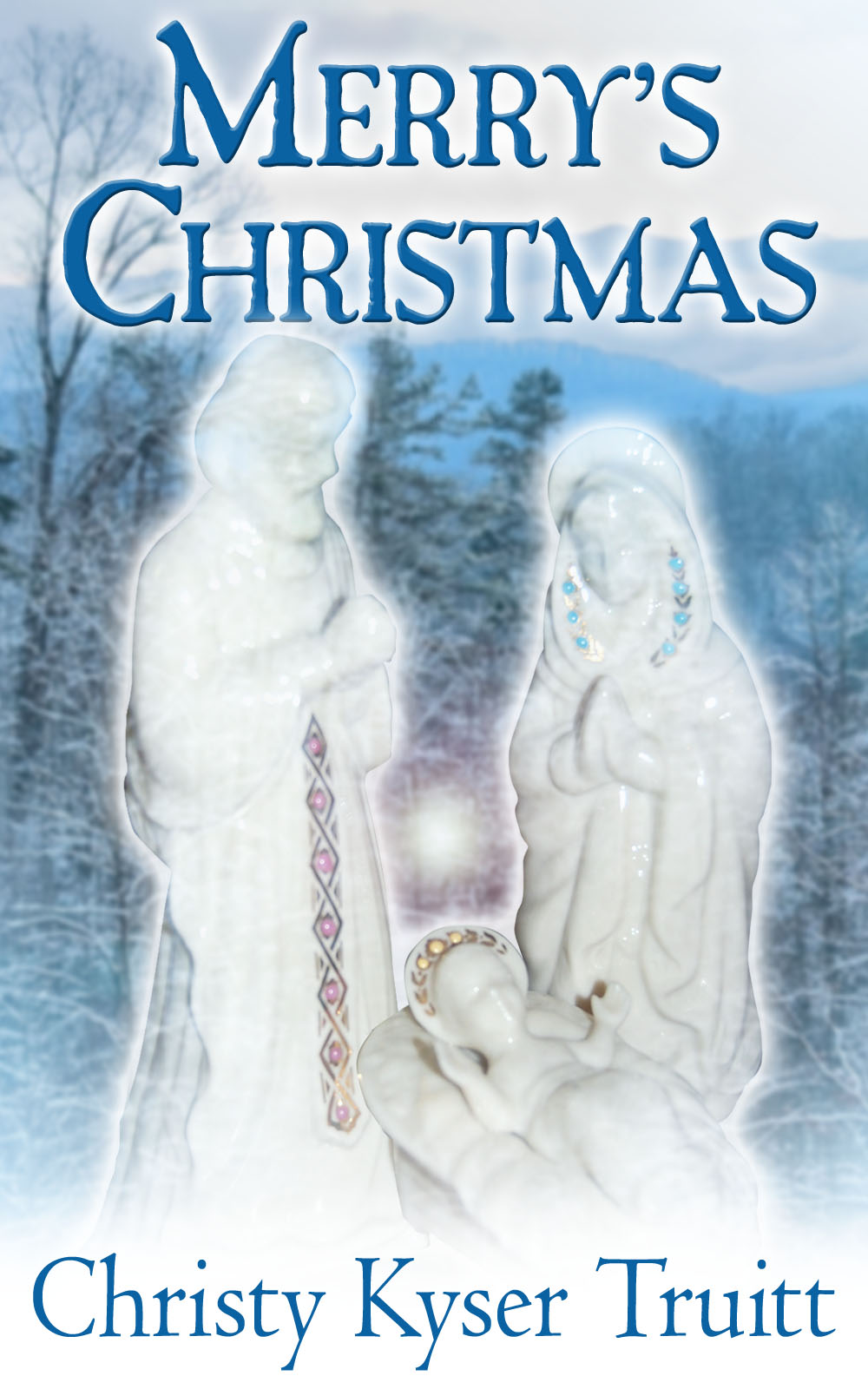 Christy Truitt Merrys Christmas Cover
