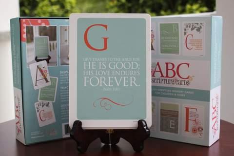 Scripture-cards