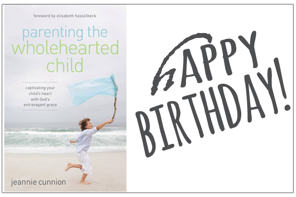 Happy Birthday Book Header