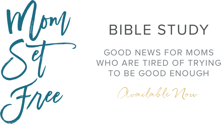 Mom Set Free Bible Study Jeannie Cunnion