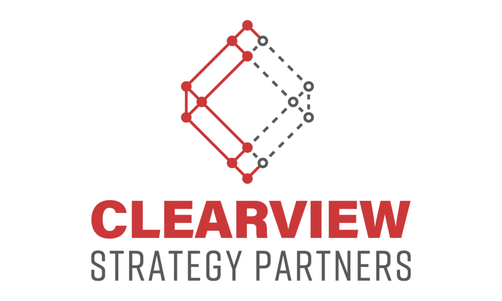 Clearview Strategy Partners Logo  Emily VanderMey