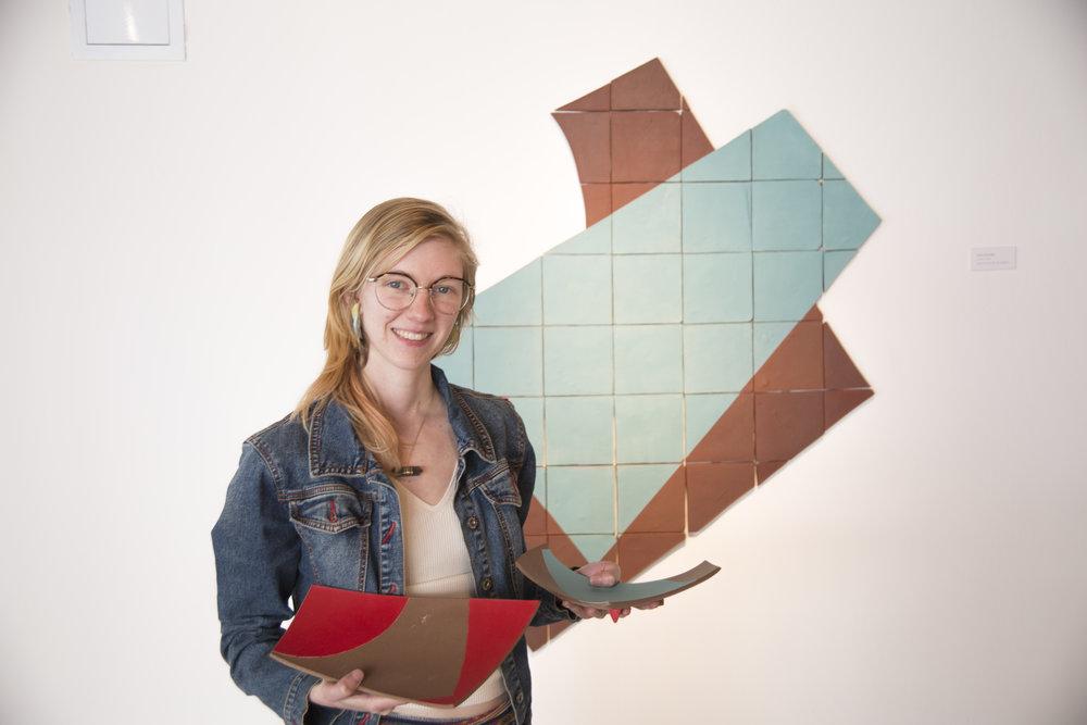 Emily VanderMey sculpture