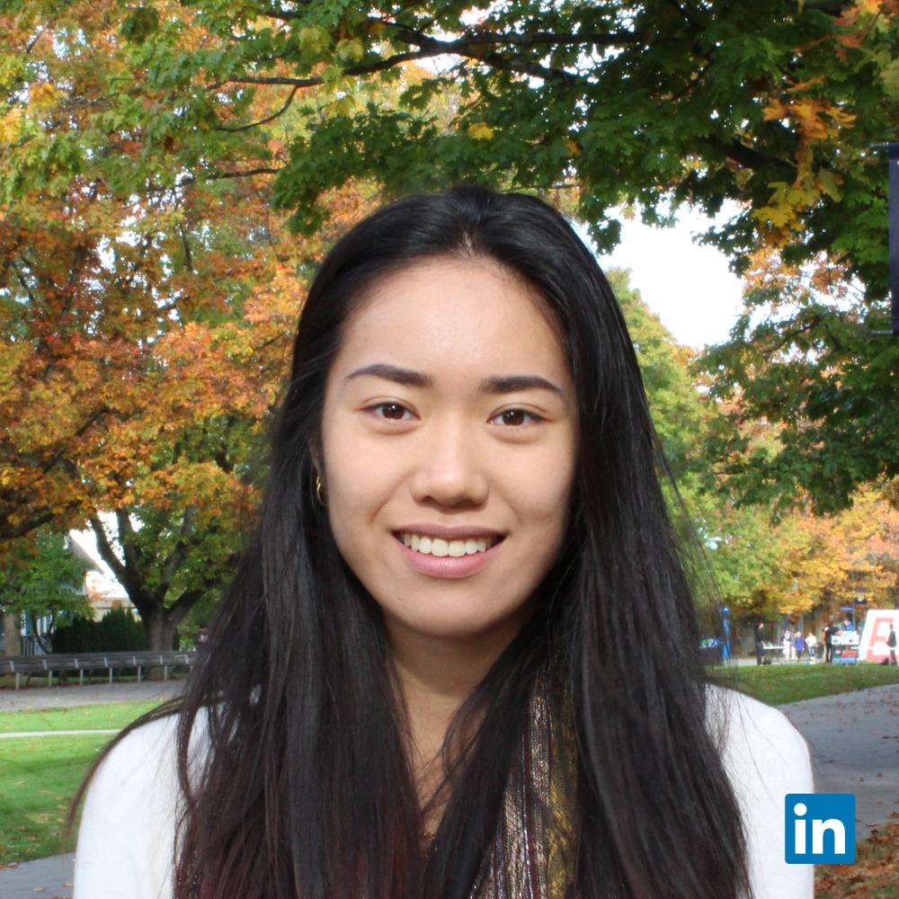 Kimberley Feng  Research Associate