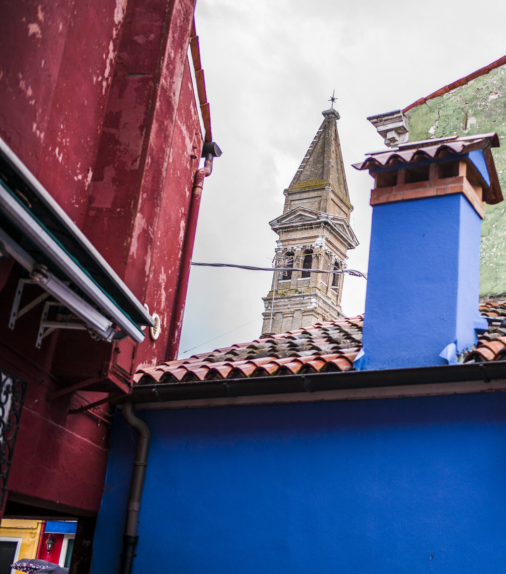 Burano Bell Tower