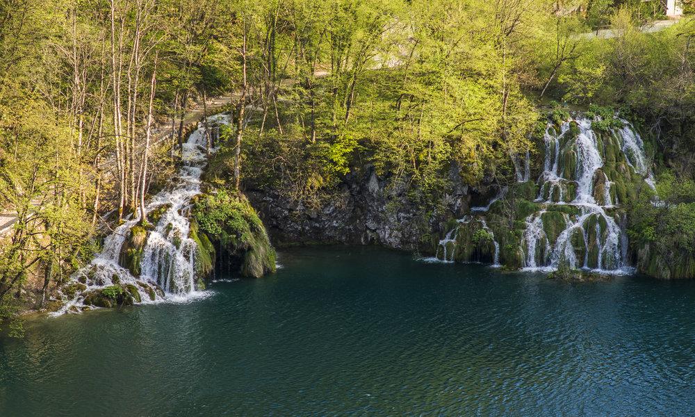 Falls and Lakes