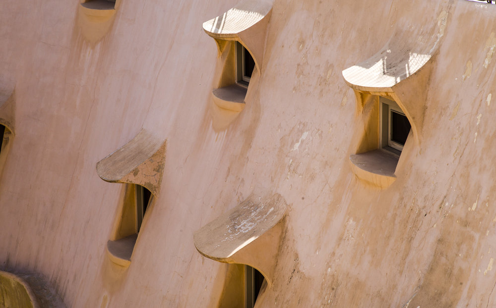 Windows of La Padrera