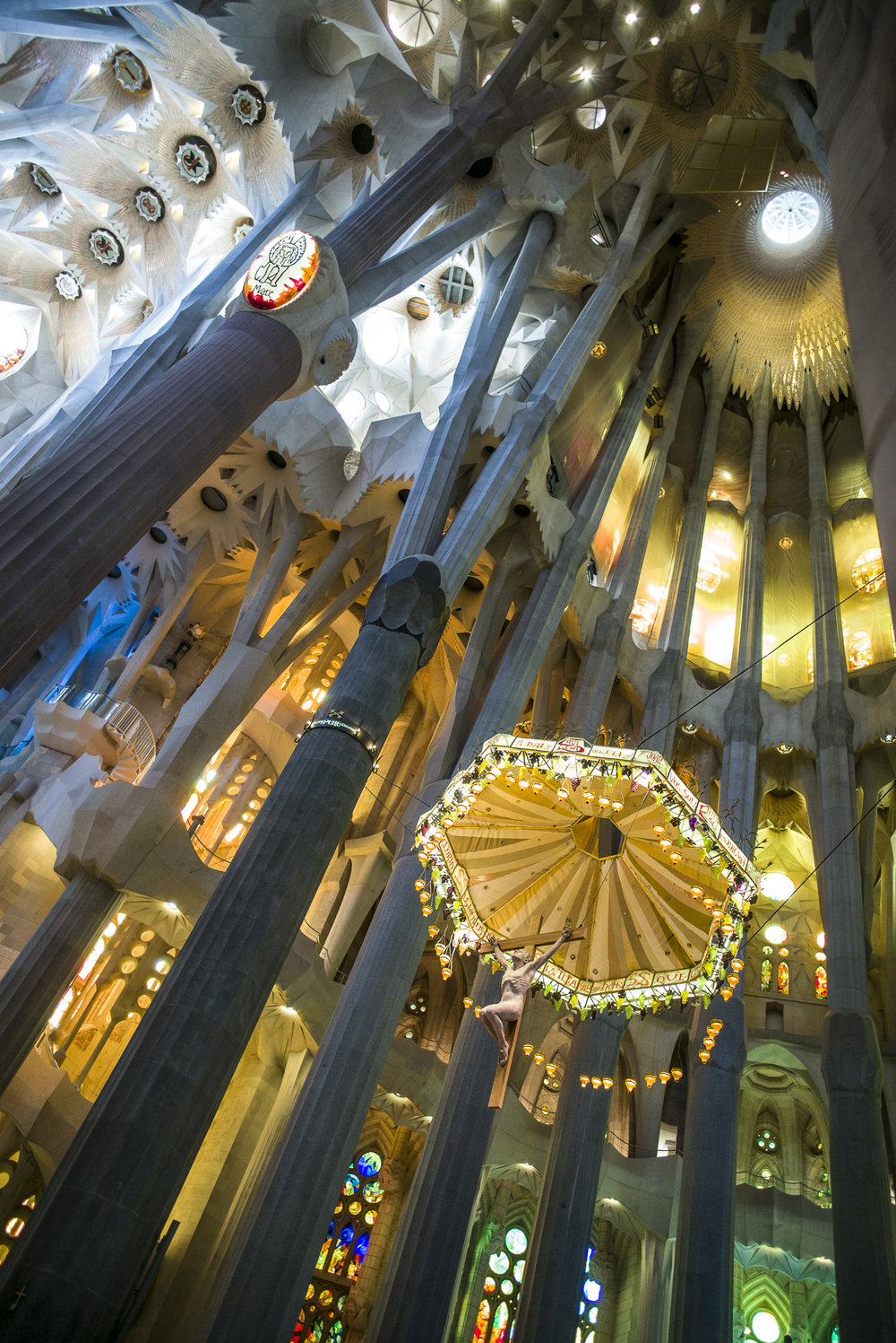 Gaudi's Masterpiece, La Sagrada Familia