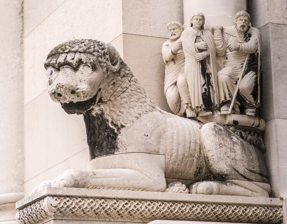 Diocletians Lion