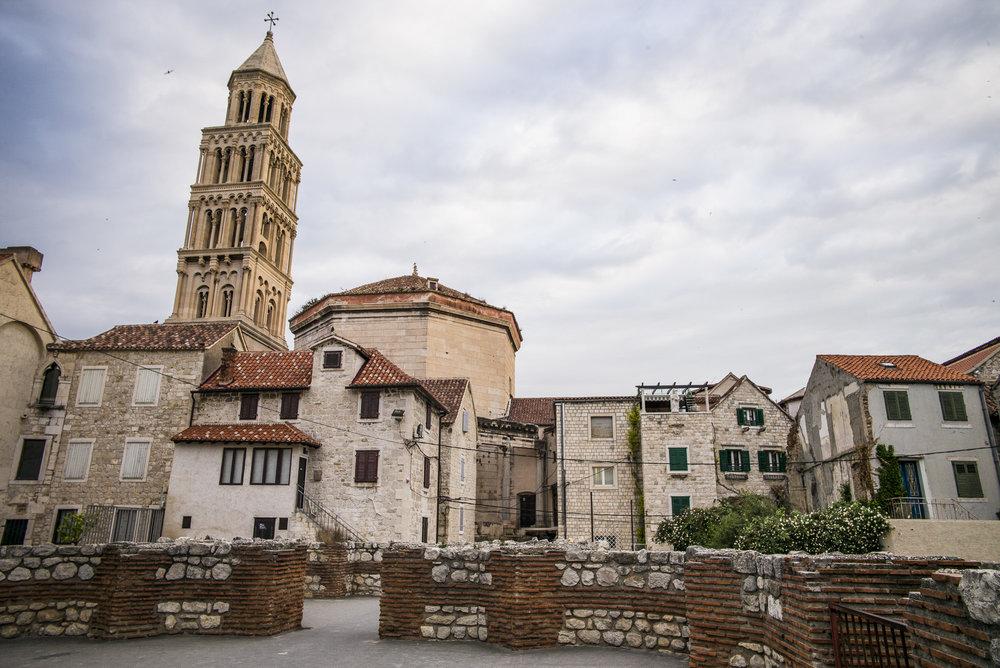 Mausoleum and Belltower