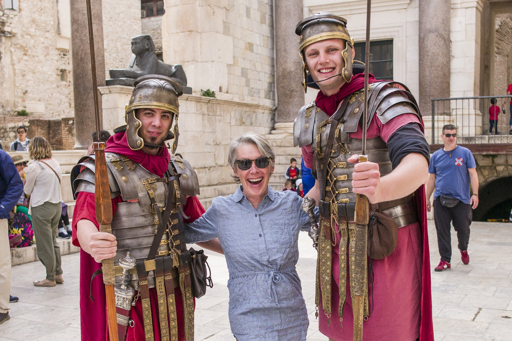 Cheryl and Centurions