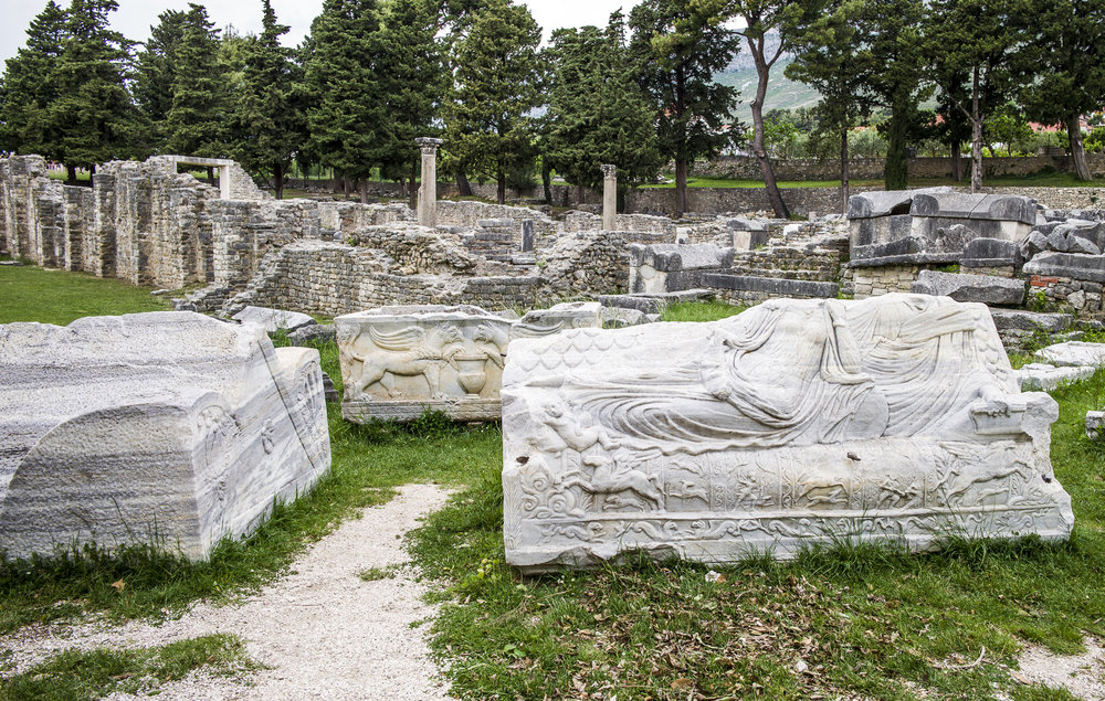 Ruins of Salona