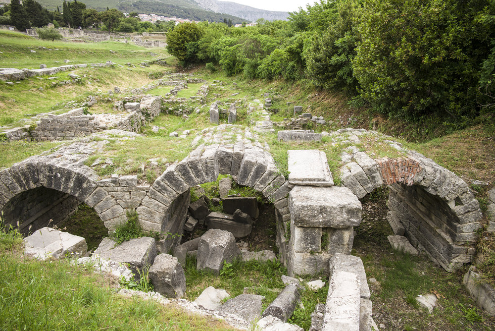 Bridge of Salona