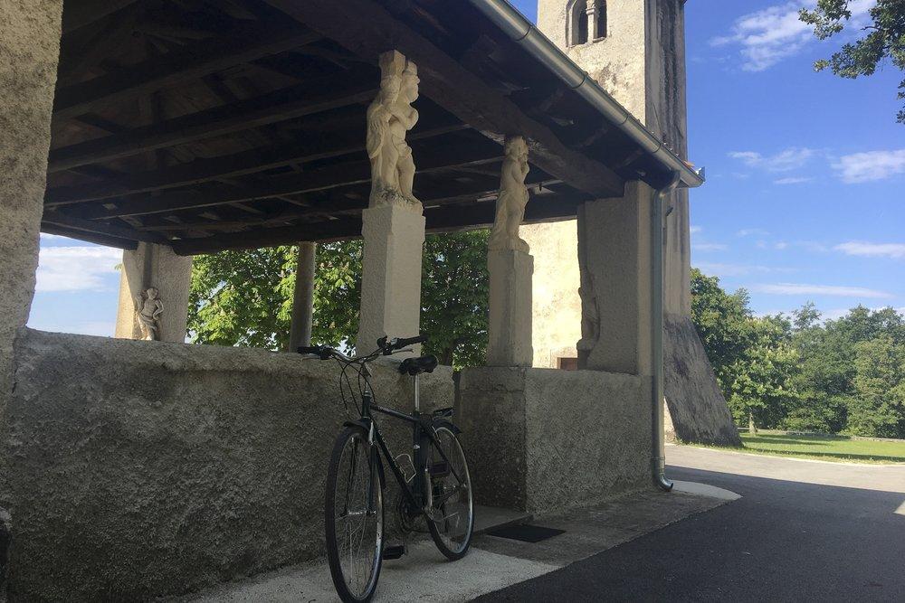 History on the Bike
