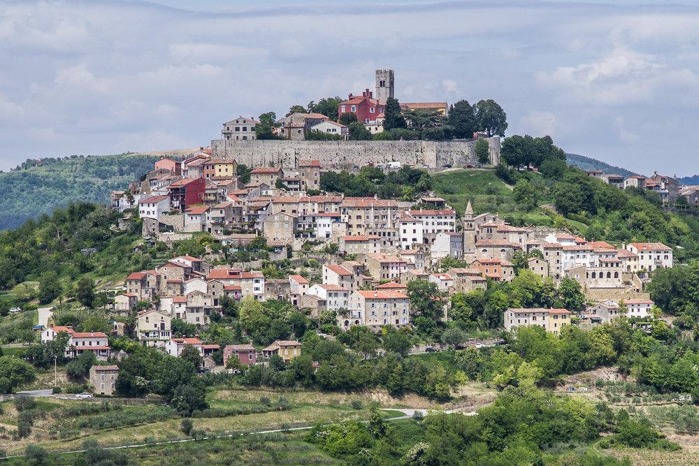 Motovun on the Hill