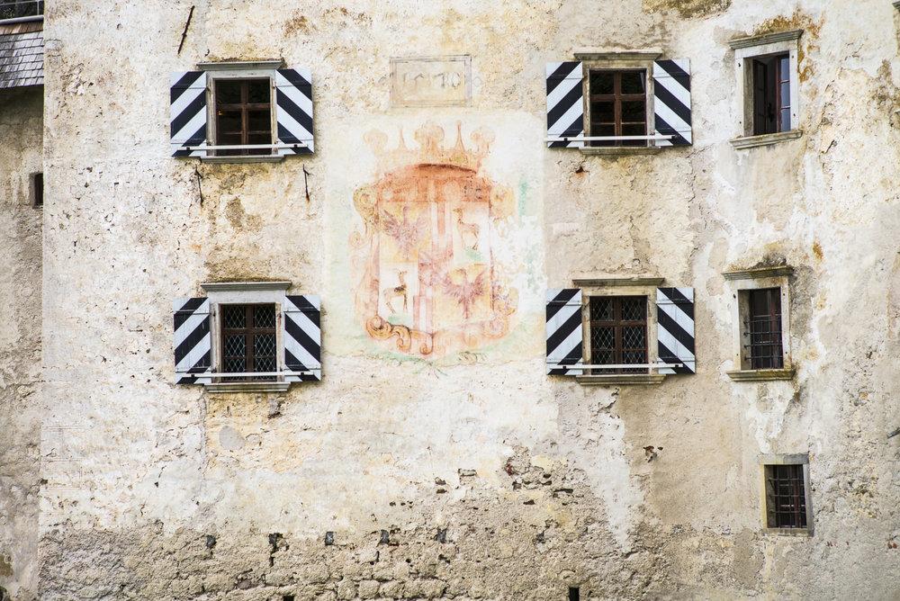 Windows of Predjama